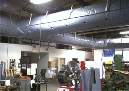 HVAC Fabric Ducting for