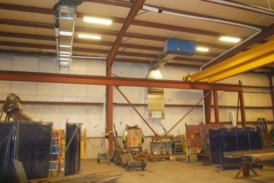 Welding Shop Ventilation Solutions & Air Filtration Systems