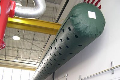 Trusted vendor for the industrial Quietaire™ Ventilation Systems