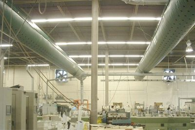 Experienced provider for workshop ventilation solutions